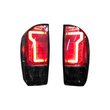 EXTERIOR AUTO LED TAIL LIGHTS REAR LAMP ASSEMBLY FIT FOR toyota tacoma TACOMA 2016 2018 PICKUP CAR LAMPS rear tail lamps