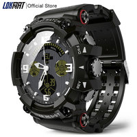 New Men's Quartz Outdoor Sports Watch Support Mobile Phone Bluetooth Pedometer Christmas Gift Birthday Gift