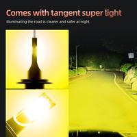 2pcs F2A-LED H7 40W 4000LM Car Haedlight H4 H7 H1 LED H8 H9 H11 3000K 6000K 6500K 8000K 25000K Auto Fog Light 5