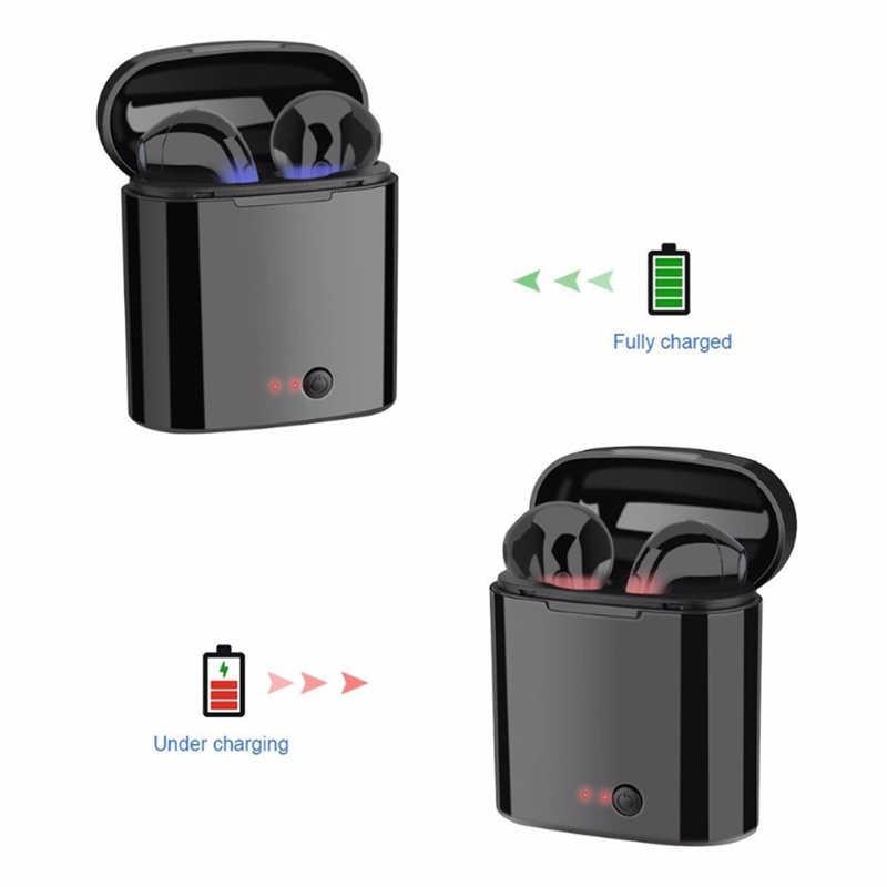 Briame i7s Tws Bluetooth écouteurs Mini casque sans fil écouteurs Sport mains libres écouteurs sans fil casque avec boîte de charge