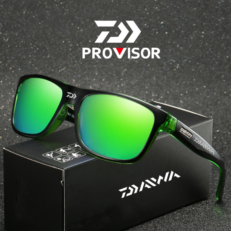Daiwa Fishing Glasses Outdoor Sport Fishing Sunglasses Men Glasses Cycling Climbing Sunglasses Polarized Fishing Glasses 182#