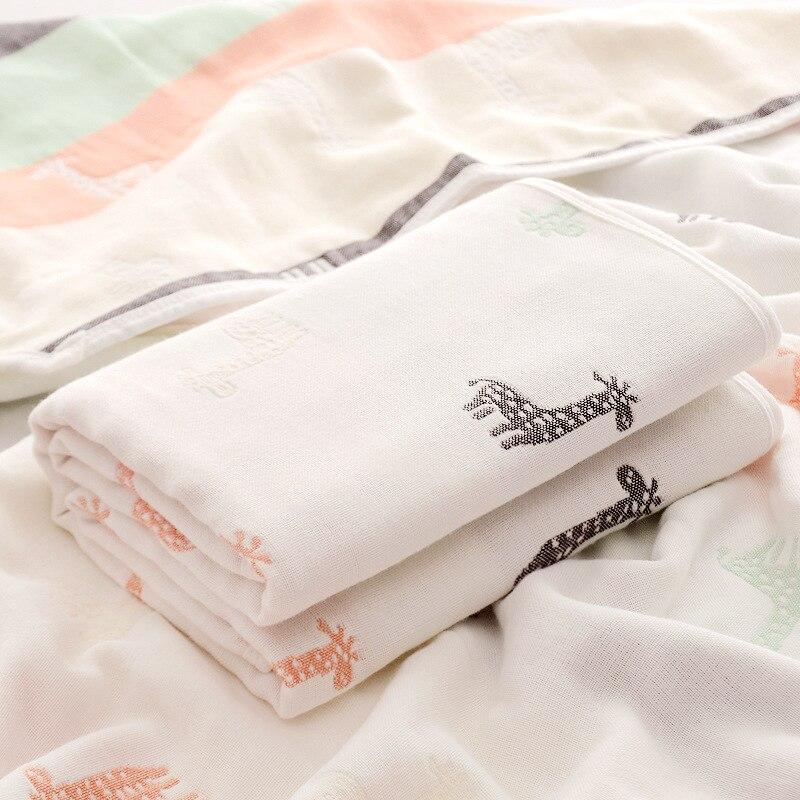 musselina cobertor swaddle cobertor unicornio carrinho de 05