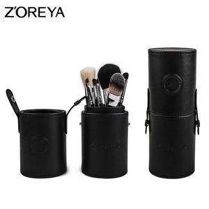Image 5 - Zoreya makyaj fırçaları profesyonel toz dudak allık vakfı kirpik fırça seti göz farı kozmetik araçları