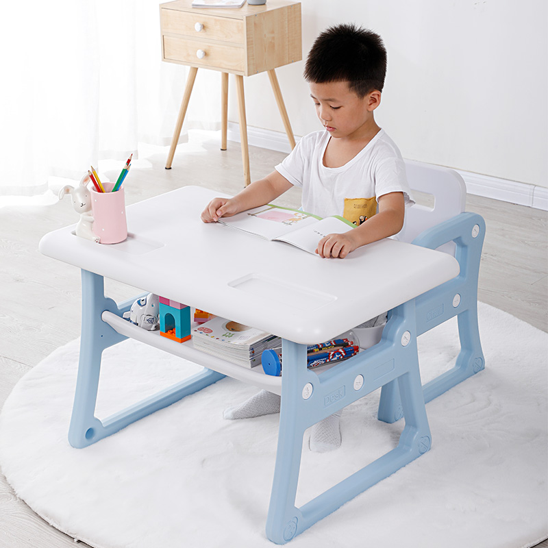 Kindergarten Children Table Chair Set Baby Painting Writing  Plastic Table And Chairs Kids Chair For Kindergarten