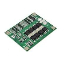 3S 12V 25A Li-Ion Lipo Batterie 18650 Bord Ladegerät Schutz Zelle Lade Modul Elektronische BMS Packs PCM mit balance