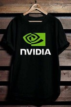 NEW NVIDIA LOGO USA SIZE T-SHIRT S M L XL 2XL XXXL ZM1(China)