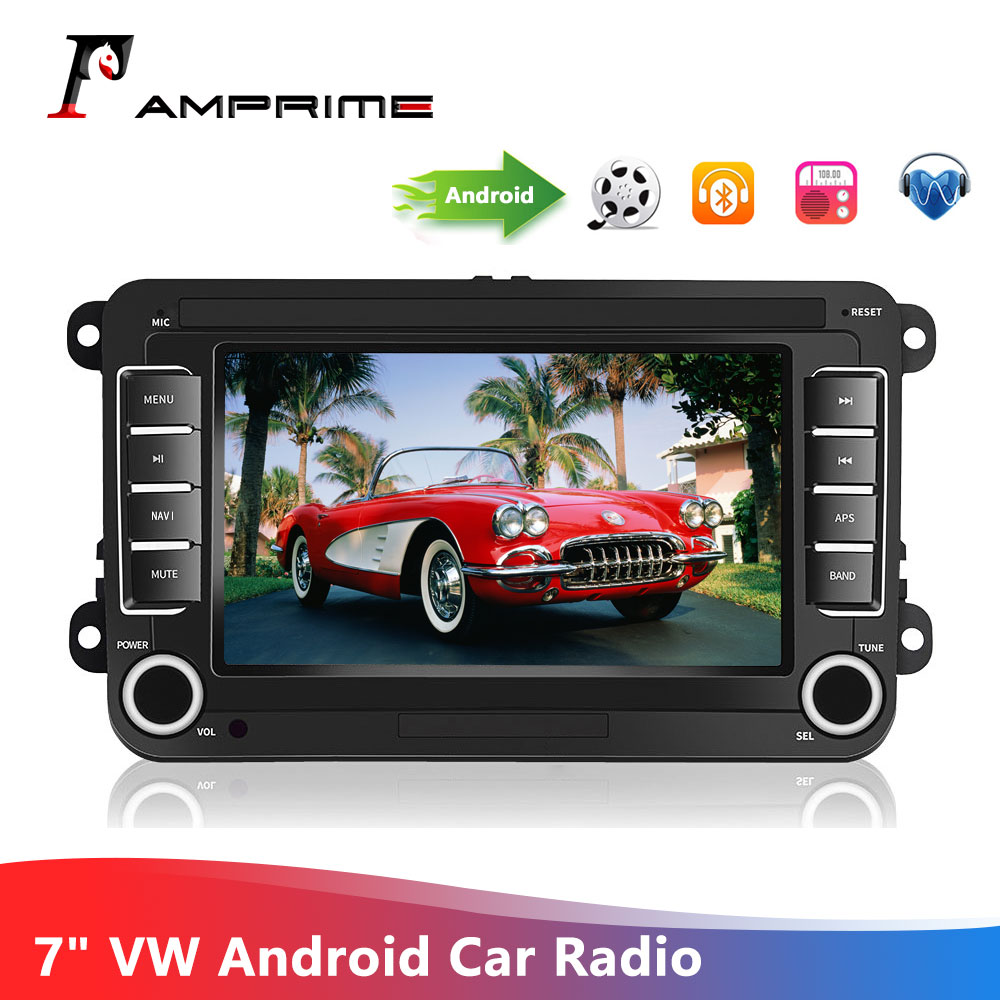 AMPrime Car Player Autoradio <font><b>7</b></font>