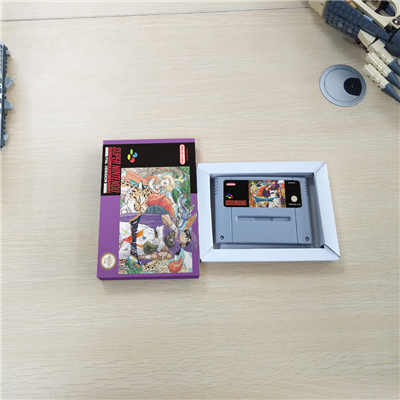 Dragon Quest V 5 - EUR Version RPG Game Card Battery Save With Retail Box image