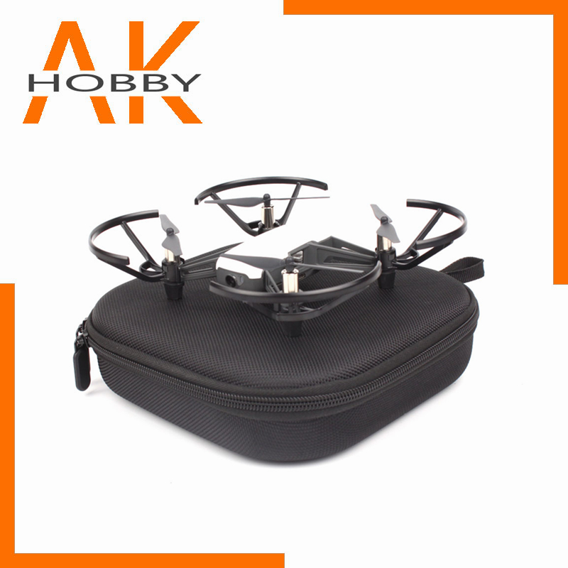 Portable Storage Bag for DJI Tello Propeller Charger Battery  Protective Box for Tello Drone Accessories