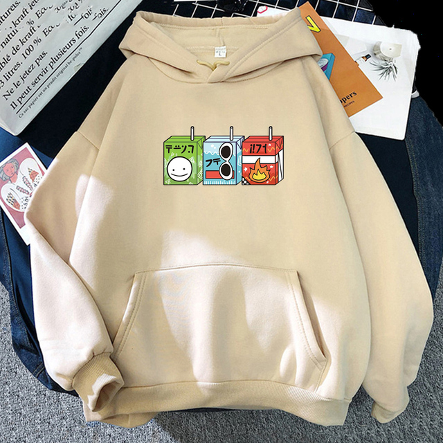 Dream Team Juice Boxes Hoodie Dream Smp Aesthetic Oversized Harajuku Sweatshirts Womens Unisex Graphic Long Sleeve Clothes Tops 6