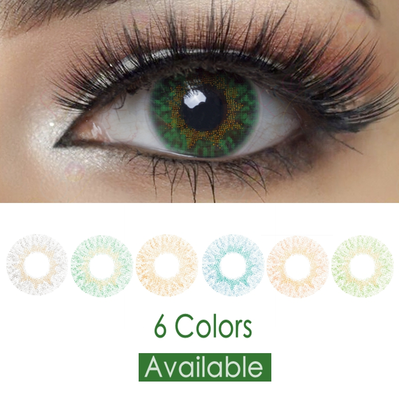 Extra Colored Contacts