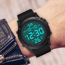 Luxus Herren Digital Led Uhr Mode männer Militär Sport Armbanduhren Datum Sport Outdoor Elektronische Uhr Relogio Masculino