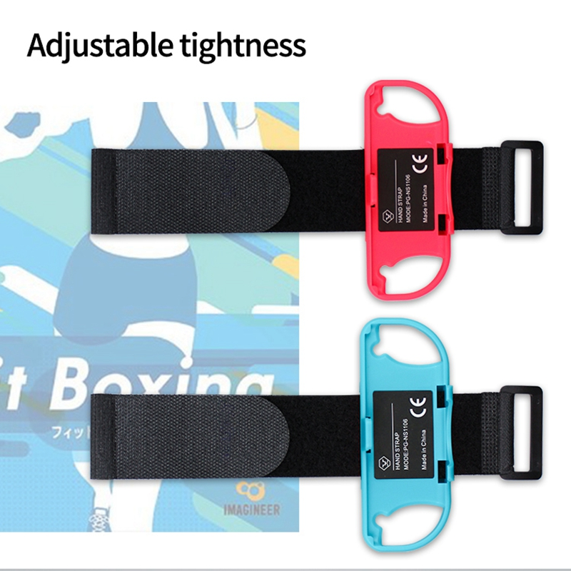 Wrist Bands For Nintendo Switch Controller Game Just Dance 2020, Adjustable Elastic Strap For Joy-Cons Controller