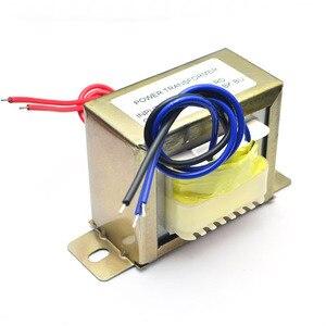 Image 4 - محول تيار متردد أحادي 18 فولت 50 وات مدخل محول التيار المتناوب 110 فولت 220 فولت مخرج مزدوج AC18V محول إمداد بالطاقة للوحة مكبر الصوت أو النغمة