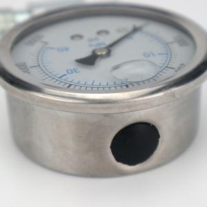 Image 5 - 1PC High Pressure Airless Sprayer Pressure Gauge Tee Pipe Coupling Barometer Paint Spraying Machine Pressure Display Universal