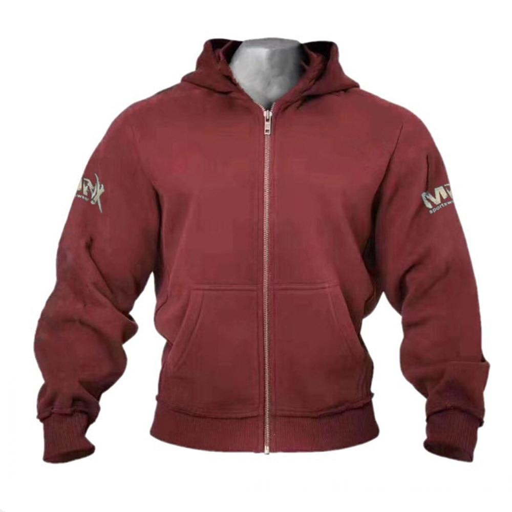 Slipknot Thicken Hoodie Winter Coat Zipper Thicken Jacket Unisex Warm Sweatshirt