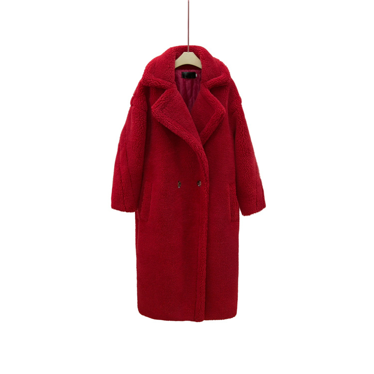 Coat Women Fur Teddy 5