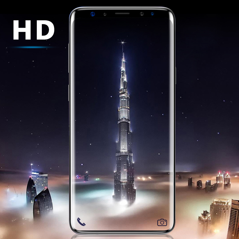 Protective-glass-on-for-samsung-galaxy-s9-s10-Plus-film-tempered-glas-s10e-screen-protective-s (1)