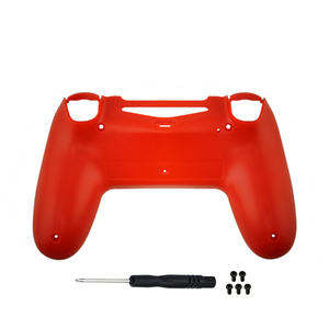 Image 5 - For PS4 Replacement back shell Matte Faceplate case repair for PS4 Old Version Controller jds 010 Housing Cover Case