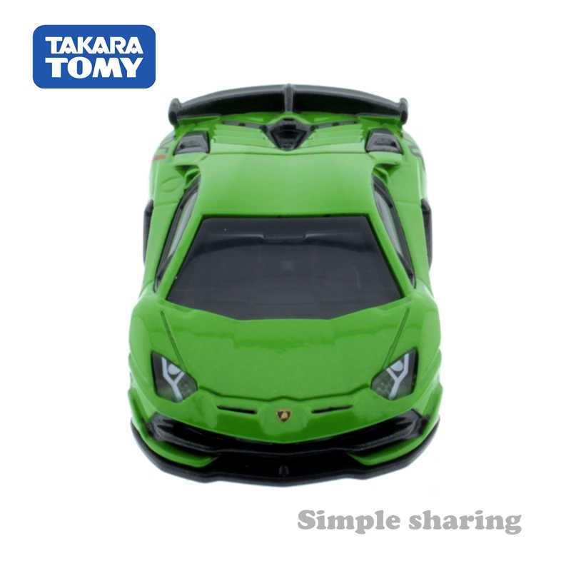 Набор моделей автомобилей Takara Tomy Tomica No. 70 Lamborghini шторка Svj, 1:68, литой под давлением, специальная спецификация, популярные забавные детские игрушки