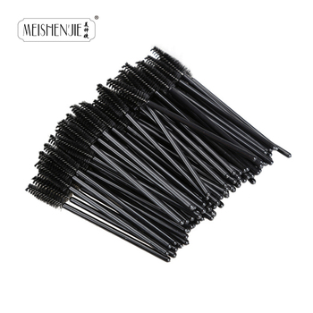 Disposable Eyelash Brushes 1