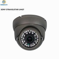 STARVIS STARLIGHT SONY IMX291 COMS Varifocal Lens 1080P Hybrid 4 in 1 Output Free Switch CCTV Camera AR MHD2301RS