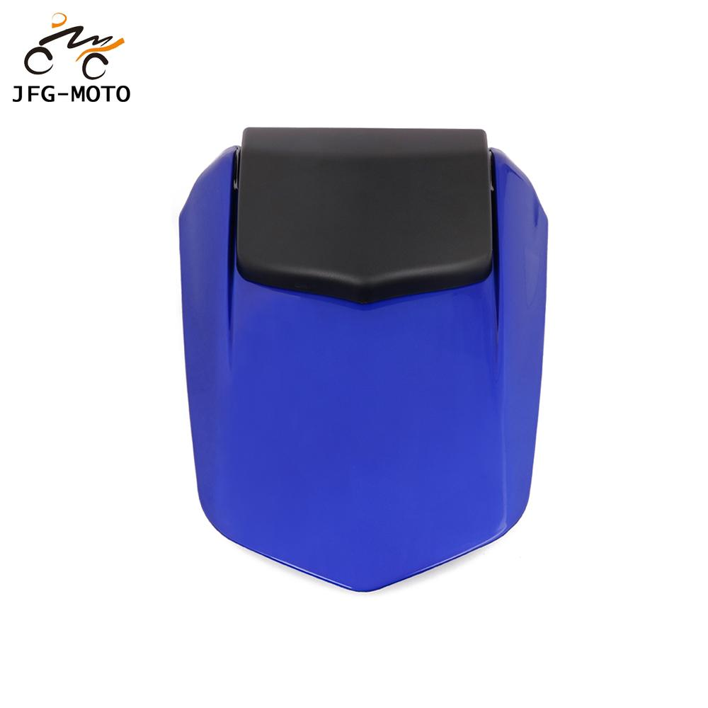 Motorcycle Seat Cover Rear Pillion Passenger Hard Solo Seat Cowl Hump Fairing For YAMAHA YZF R1 YZF-R1 YZFR1 2004 2005 2006