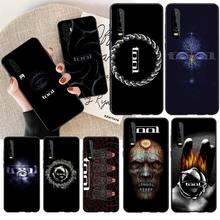 Инструмент PENGHUWAN металл рок-группа логотип DIY окрашены Bling телефона чехол для Huawei Р30 Р20 приятель 20 Про Лайт смарт У9 премьер-2019