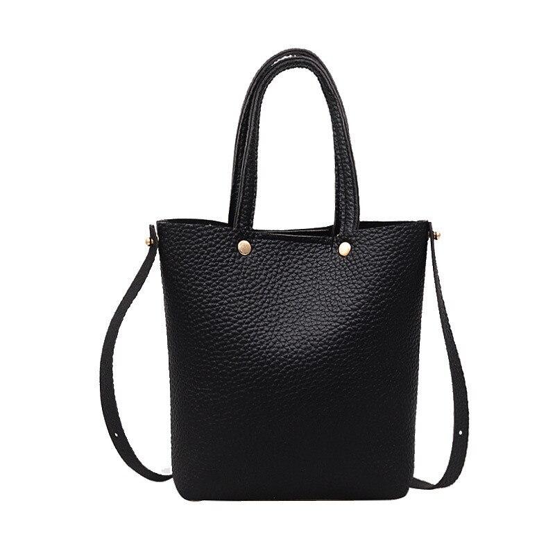 Leather Handbag Women 2019 New Fashion Small Bags For Womens Simple Modern Design Women Messenger Bags Ladies bolsa feminina