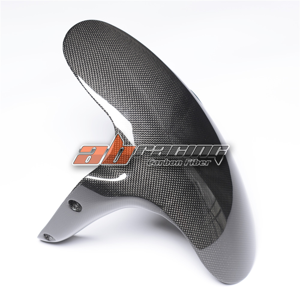 Front Fender Tire Mudguard Cover Hugger Carbon Fiber For <font><b>Buell</b></font> <font><b>1125</b></font> CR R image