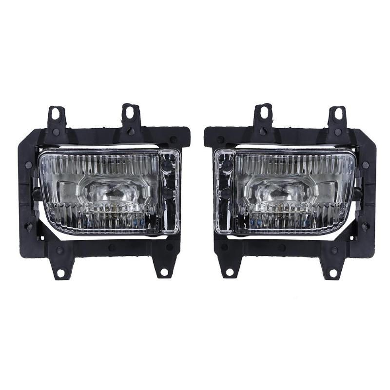 2Pcs Crystal Clear Lens Cover Front <font><b>Bumper</b></font> Fog Light Lamps House For <font><b>Bmw</b></font> <font><b>E30</b></font> 318I 318Is 325I 325Is 325E 325Es 325Ix image