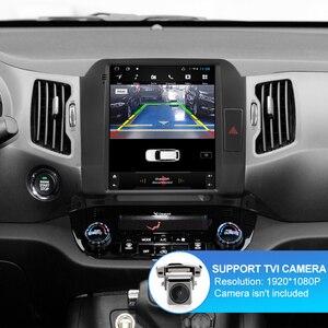 Image 2 - Isudar H53 אנכי 1 Din אנדרואיד אוטומטי רדיו לקאיה/Sportage 2010 2016 GPS לרכב מולטימדיה RAM 4G ROM 64GB DSP אוקטה Core USB DVR