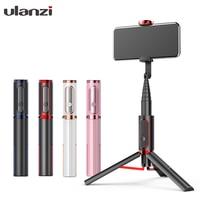 Ulanzi-Palo de Selfie inalámbrico con Bluetooth, SK-01, para IOS, iPhone 11, Huawei, teléfonos Android