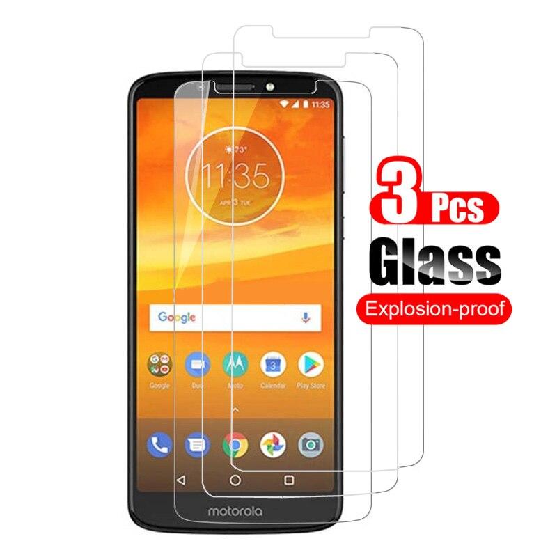 3Pcs Tempered Glass For Motorola Moto E5 E 5 Plus Play PlaScreen Protector For Moto E5 Plus Protective Glass Shield 9H
