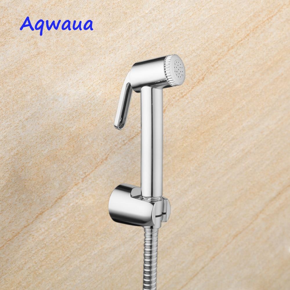 Alcachofa de Ducha de Mano Pulverizador Higi/énico Cabezal de Ducha para Ba/ño WC Cocina Hogar