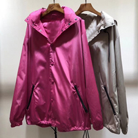 Women High Quality Sport Coats 2019 New Arrivals Jacket Fashion Outwear Jacket For Women Printed Flower Jacket