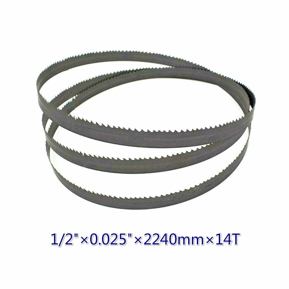 13*0,65*2240 * 14tpi M42 Durable New Bimetal Band Saw Blades 88.19