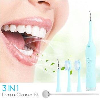 Ultrasonic Dental Scaler Beauty Beauty Home and Garden Mens cb5feb1b7314637725a2e7: No Box|No Box|No Box|No Box|Toothbrush Head|With Box|With Box|With Box|With Box