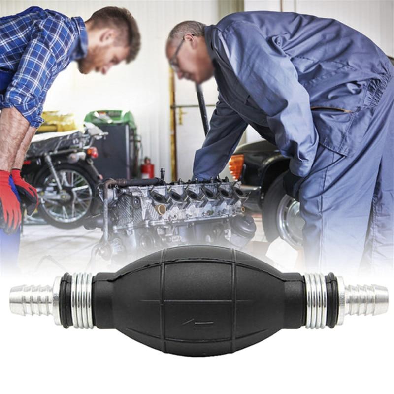 Universal 6-12mm Fuel Diesel Petrol Gas Water Manual Pump Hand Primer Transfer