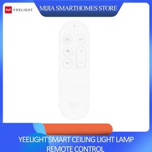 Image 1 - Orijinal Xiaomi Yeelight akıllı tavan lambası uzaktan kumanda
