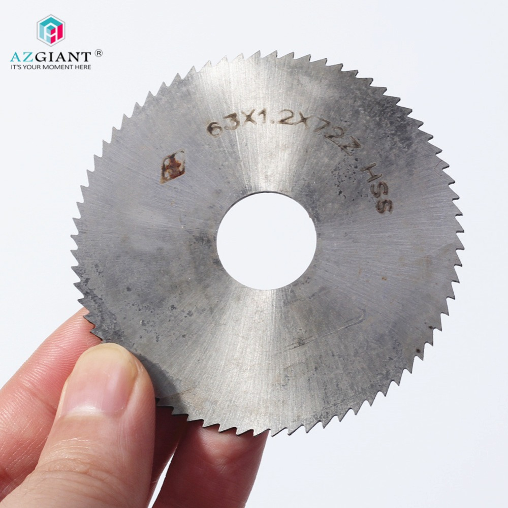 72T 63*16*1.2mm Milling Cutter For 238RS/RH-2AS/238BS Key Cutting Machine Blade Locksmith Tools Key Machine Parts