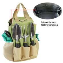 Портативная Сумка ведро для инструментов садовая сумка тоут
