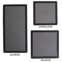 Магнитная сетка для защиты компьютера от пыли, 12x12, 14x14, 12x24 см