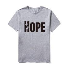 Camiseta con estampado de letras para hombre, a la moda Camisa de algodón, informal, de calle, Multicolor, transpirable, verano, 2021