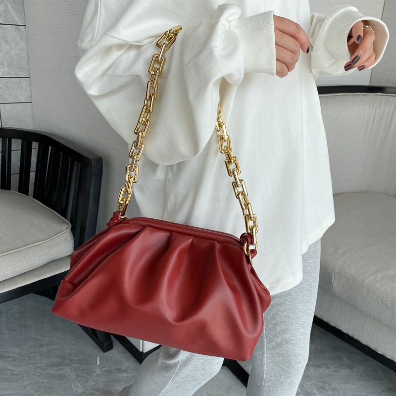 luxo famosa marca bolinho saco
