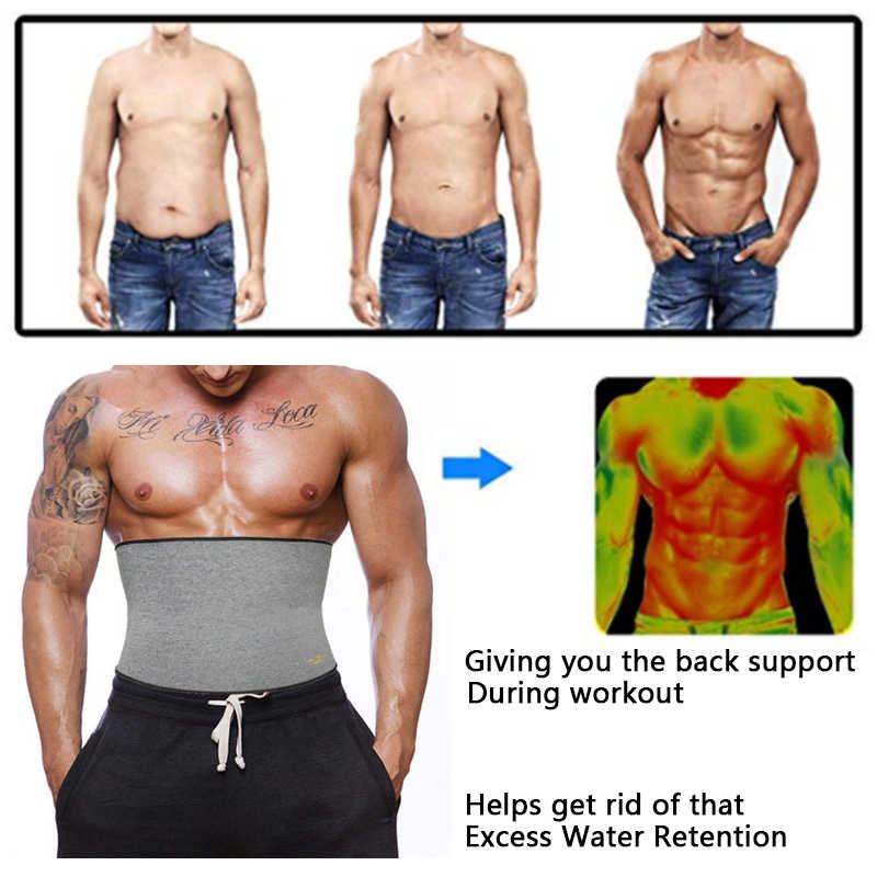 Como adelgazar el abdomen masculino