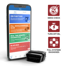 THINKCAR 1S Car Diagnostic Tool obd2 Scanner Code Reader Full System Full OBDII Functions Automotivo DTC For Car testing