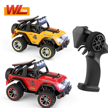 Wltoys 322221 2.4G 1/32 2WD Mini RC Car Off Road Vehicle Models W/ Light Children Toy Remote Control Machine Truck Kids Toys
