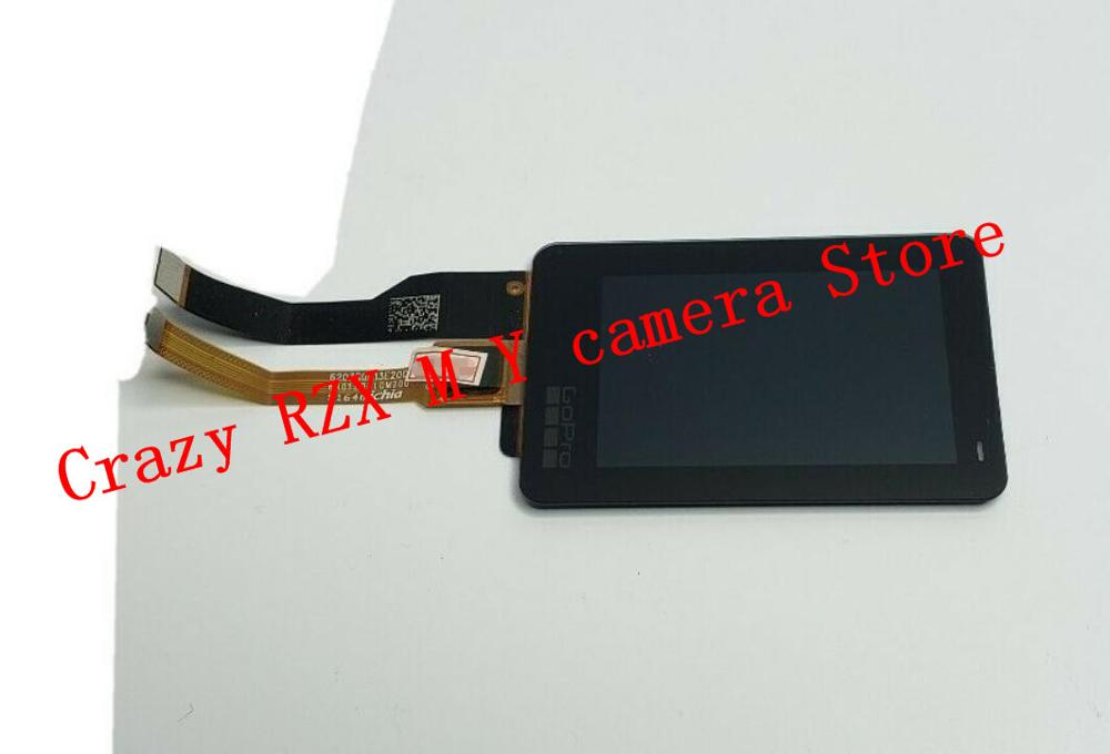 Black Big touch LCD Display Screen with backlight repair parts For GoPro Hero6 Hero7 Actioncam