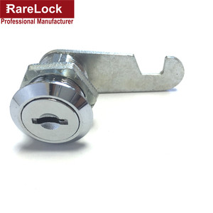 Image 2 - Rarelock Cabinet Cam Lock Different Sizes for Home Drawer Mailbox Storage Tool Box 2 Keys DIY Furniture Hardware MMS340 aa